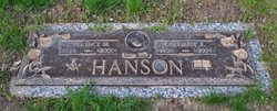 Gertrude E Hanson