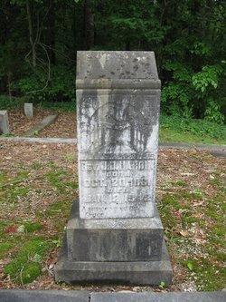 Rev Jefferson Davis Hardin