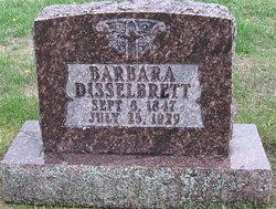 Mary Ann Barbara <i>Schmitt</i> Disselbrett