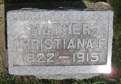 Johanna Christiana <i>Kral</i> Freyermuth
