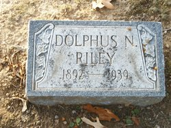 Dolphus Nelson Riley