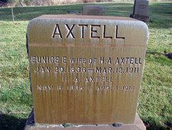 Eunice Eleanor <i>Hicks</i> Axtell
