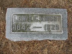 Lewis Cass Knight