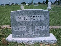 Drusilla Drucie <i>Hardcastle</i> Anderson