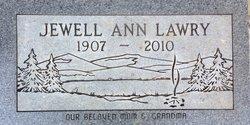 Jewell Ann Lawry