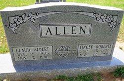 Claud Albert Allen
