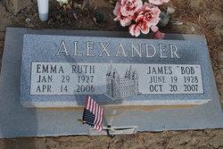 Emma Ruth Alexander