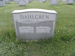 Martha L. Dahlgren