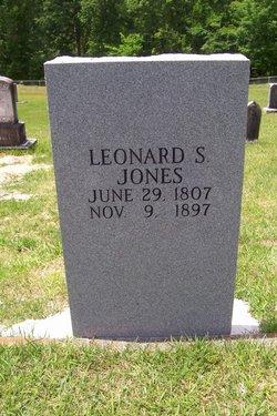 Leonard S Jones