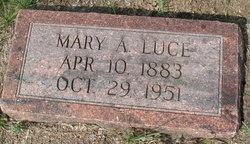 Mary A. Luce