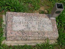 Martha L Abraham