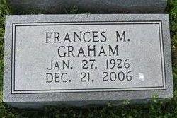 Frances Frankie <i>Mosely</i> Graham