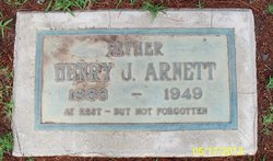 Henry J Arnett
