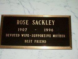Rose Sackley