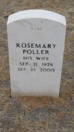 Rosemary Poller