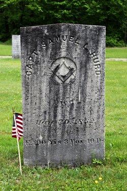 Capt Samuel L Hurd