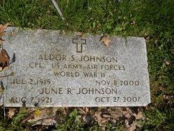 June Rosetta <i>Lance</i> Johnson
