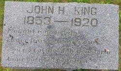 John H King