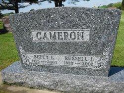 Betty L. <i>Holle</i> Cameron