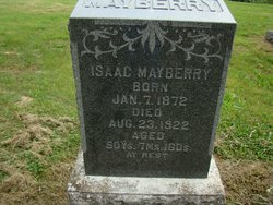 Isaac William Mayberry