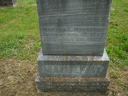Martha Ellen <i>Allen</i> Mayberry