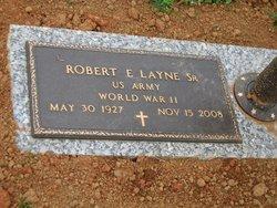 Robert E. Bob Layne, Sr