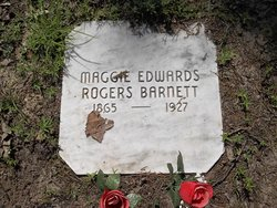 Maggie <i>Edwards</i> Barnett