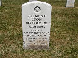 Capt Clement Leon Bittner, Jr