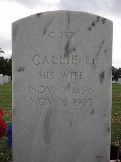 Callie Lea <i>McClure</i> Blythe