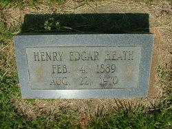 Henry Edgar Heath
