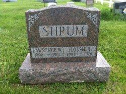 Lawrence Walter Shrum