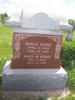 Mary Martha <i>Clever</i> Adams