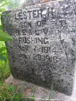 Lester H. Rushing