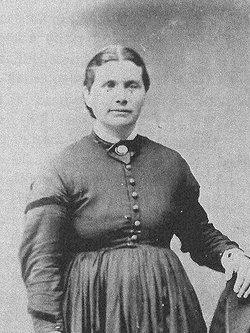 Elizabeth <i>Rollmann</i> Achter