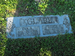 Eva Catherine <i>Ramsburg</i> Clark