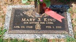 Mary Jimmy <i>Johnson</i> King