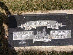 Mildred <i>Allred</i> Mercer