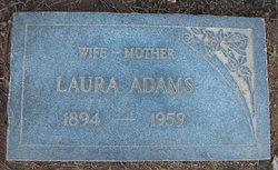 Laura A <i>Ashby</i> Adams
