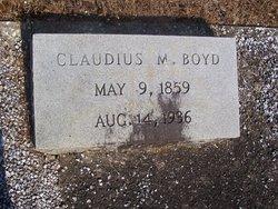 Claudius M. Boyd