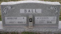 Jerrene Bernice Jerrie <i>Lipps</i> Ball
