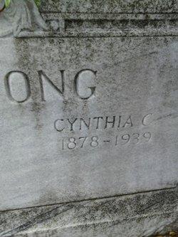 Cynthia <i>Cathey</i> Berrong