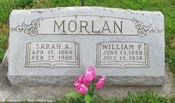 Frank William Morlan