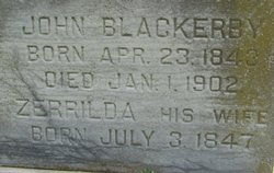 Zerrilda Norwood <i>Callis</i> Blackerby