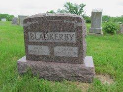 Irene <i>Harrell</i> Blackerby