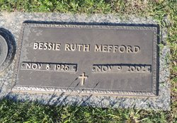 Ruth <i>Earnest</i> Mefford