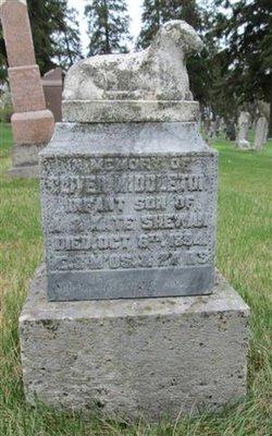 Oliver Middleton Shewan