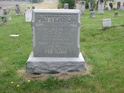 Mary J <i>Goshorn</i> Patterson