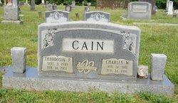 Thedosia <i>Petty</i> Cain