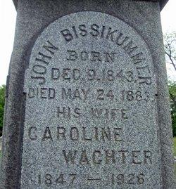 Caroline <i>Wachter</i> Bissikummer
