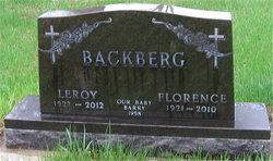 Leroy Chris Backberg